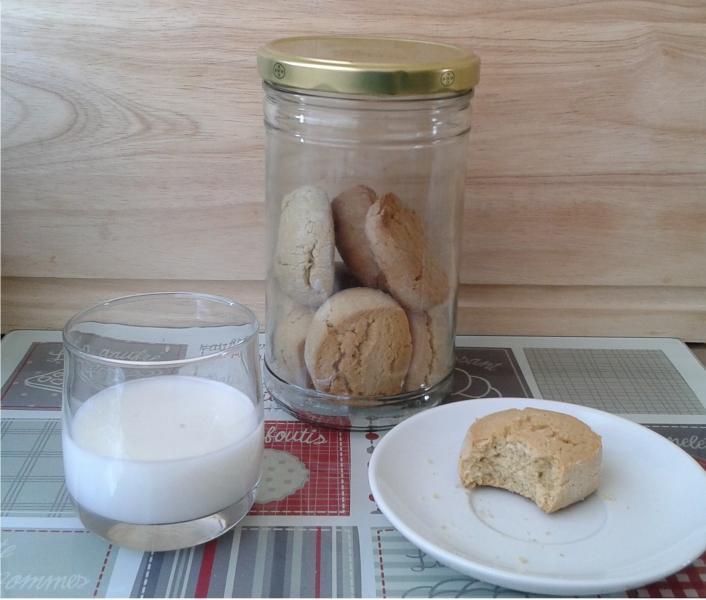 noisetines (biscuits) vegan