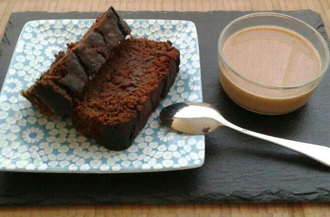 Cake au chocolat 1