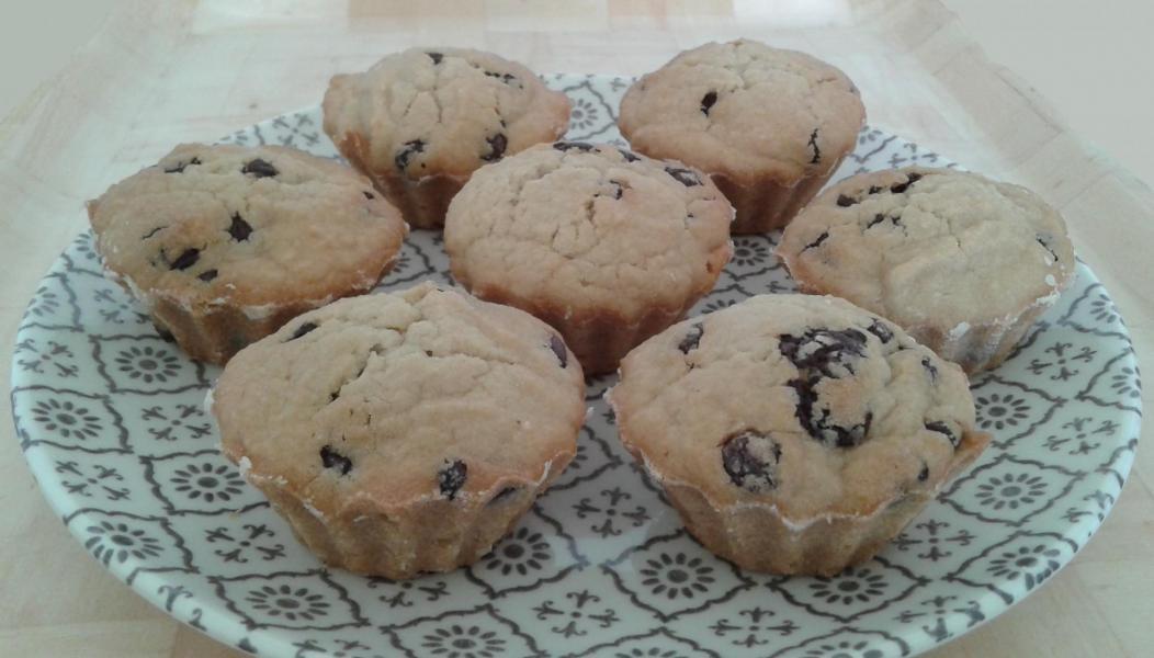 Muffins lait de coco ok 1er choix 1